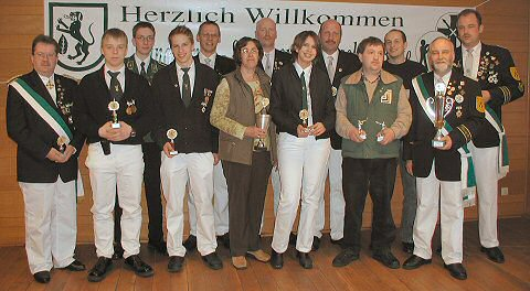 Vereinsmeisterschaft 2005 der schie sportabteilung der st for Ottensmeier